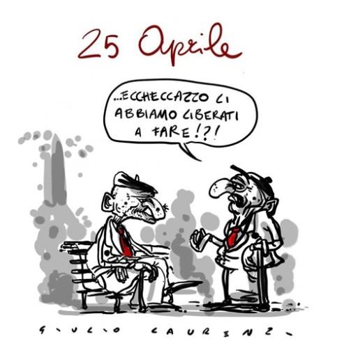 25 aprile, festa liberazione, partigiani, odio gli indifferfenti, gramsci, partigiani, guerra di liberazione, lotta, operaio, lavoratore, governo
