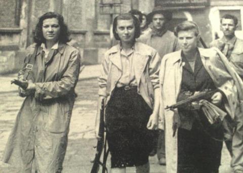 25 aprile,festa liberazione,partigiani,odio gli indifferfenti,gramsci,guerra di liberazione,lotta,operaio,lavoratore,governo